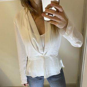 NEW ASOS White Blouse
